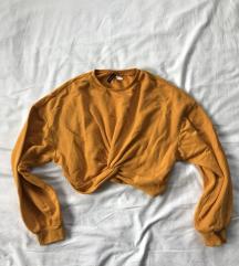 Sárga pulóver