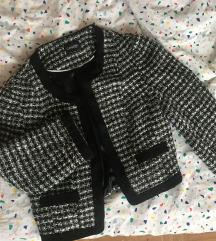 tweed kiskabát