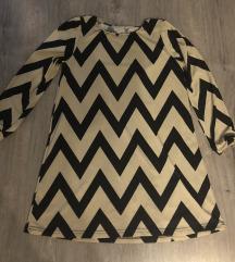 XS-S női tunika mini ruha