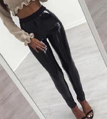 Lakk - vinyl leggings
