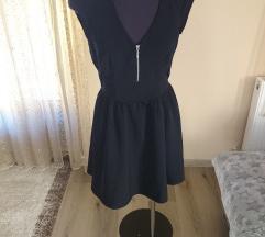 H&M fekete női ruha 38-as