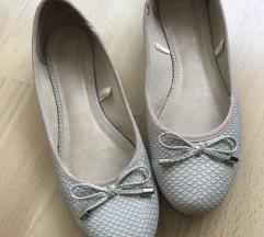 Nude színű balett cipő