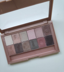 Maybelline Blushed Nudes paletta