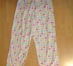 Pöttyös secret pizsama nadrág s/m
