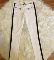 Fekete-fehér nadrág Coolcat