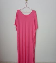 Új, címkés Impress pink oversized ruha onesize