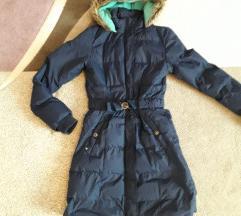 Hosszú téli kabát 158-164