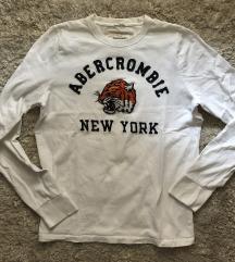 Abercrombie New York feliratos férfi felső