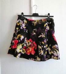 Vintage stílusú tavaszi szoknya
