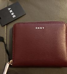 Eredeti DKNY női bőr pénztárca