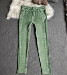 Zöld leggings XS-M