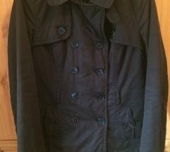 Orsay fekete női őszi kabát