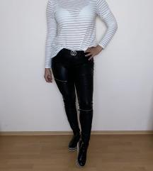 Zara Biker Nadrág