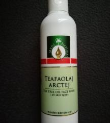 Teafaolajos arctisztító tej