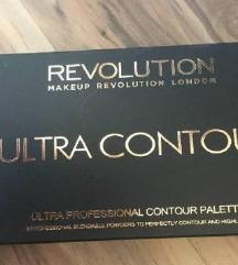 revolution smink paletta! 2600PKVAL
