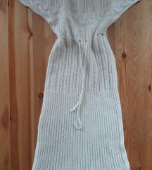 Kézműves kötött ruha (S/M)