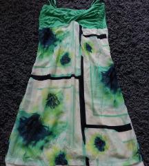 Magenta ruha / nyári ruha
