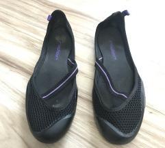 Rider fekete gumis jógacipő