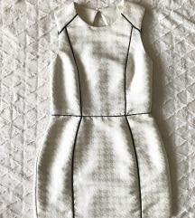 H&M jacquard szövésű ruha