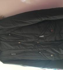 Meleg téli kabát s-m