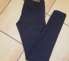 Fekete promod skinny nadrág