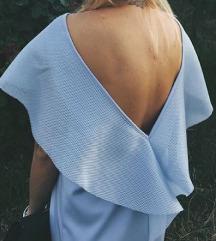 Marianna Herrhofer királykék ruha
