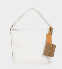 Új Parfois fehér műbőr táska eladó