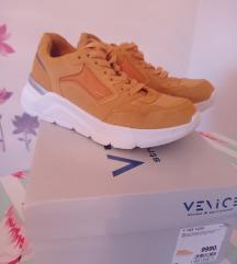 Venice sárga sportcipő