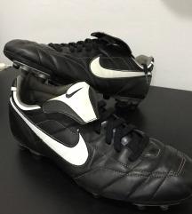 Nike bőr stoplis cipő retro, szép állapotú
