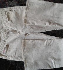 Fehér nadrág S - csere vagy 300 Ft
