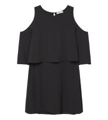 Mango off-shoulder dress M-es