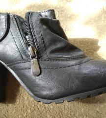 Fekete színű női cipő