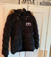 Retro téli kabát
