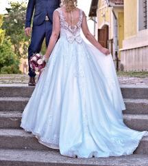 Eladó menyasszonyi ruha