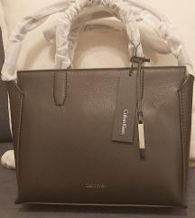 Calvin Klein táska csokibarna * Címkés! ÚJ!