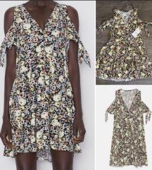 Cimkés új zara nyári ruha