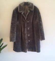 Vintage műszőrme kabát