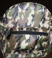 Terepmintás mini hátizsák