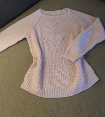 Zara kötött pulóver
