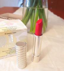 Clinique Matt Crimson Red Lipstick