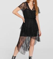 Stradivarius fekete ruha