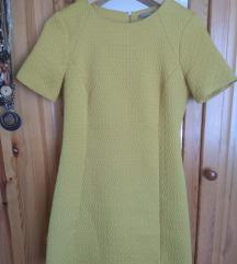Mustársárga Orsay ruha