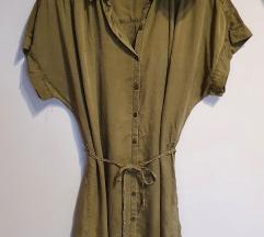 Khaki zöld ingruha