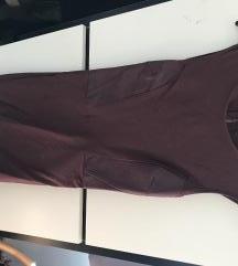 Bordó Bershka ruha