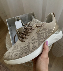 Új Geox Respira nyersbőr sneaker cipő