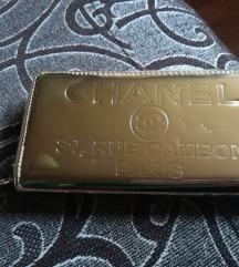 Chanel pénztárca eladó, arany színben
