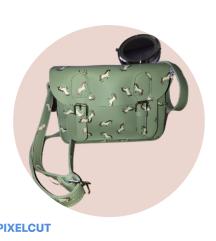 Unikornisos táska