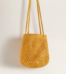 Mango horgolt táska