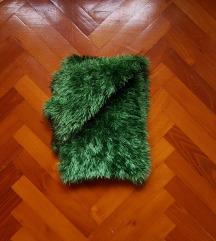 Zöld Puha zsenília sál