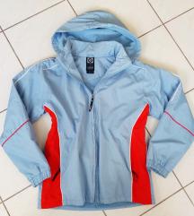Női kék dzseki